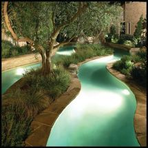 60+ Insanely Cool Lazy River Pool Ideas in Home Backyard