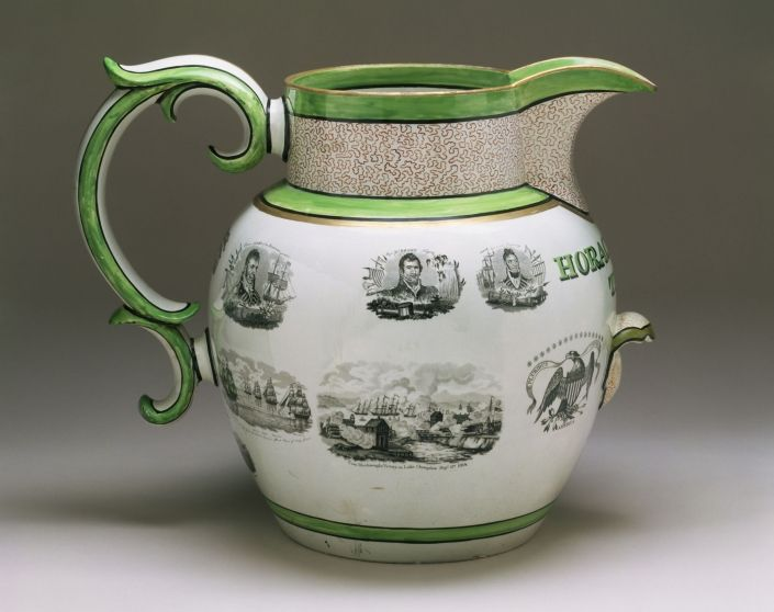 Enoch Wood & Sons, Burslem, England Maker 1818 1825