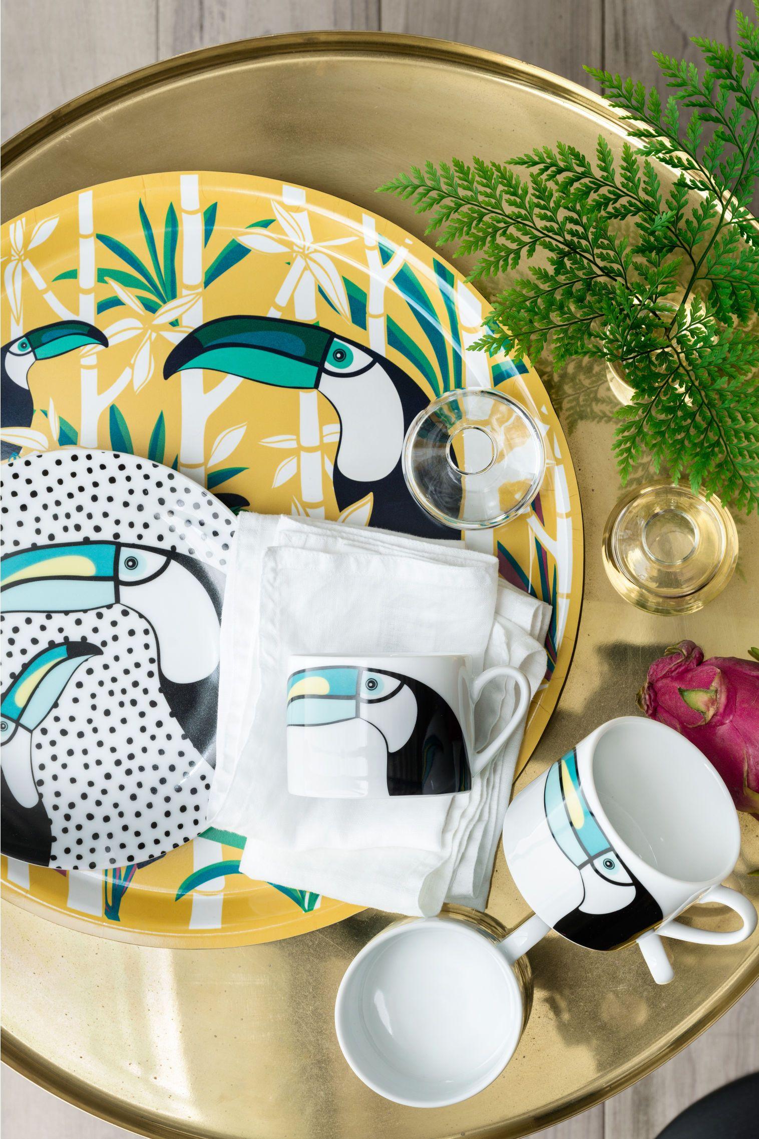 plateau motif h m home spring home home decor. Black Bedroom Furniture Sets. Home Design Ideas