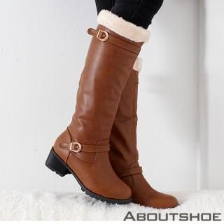 Buy 'ABOUTSHOE – Fleece-Trim Long Boots' with Free International Shipping at YesStyle.com. Browse and shop for thousands of Asian fashion items from South Korea and more!