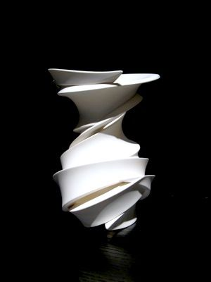 Ikura Takashi S Where Shadow Meets Form Ceramics