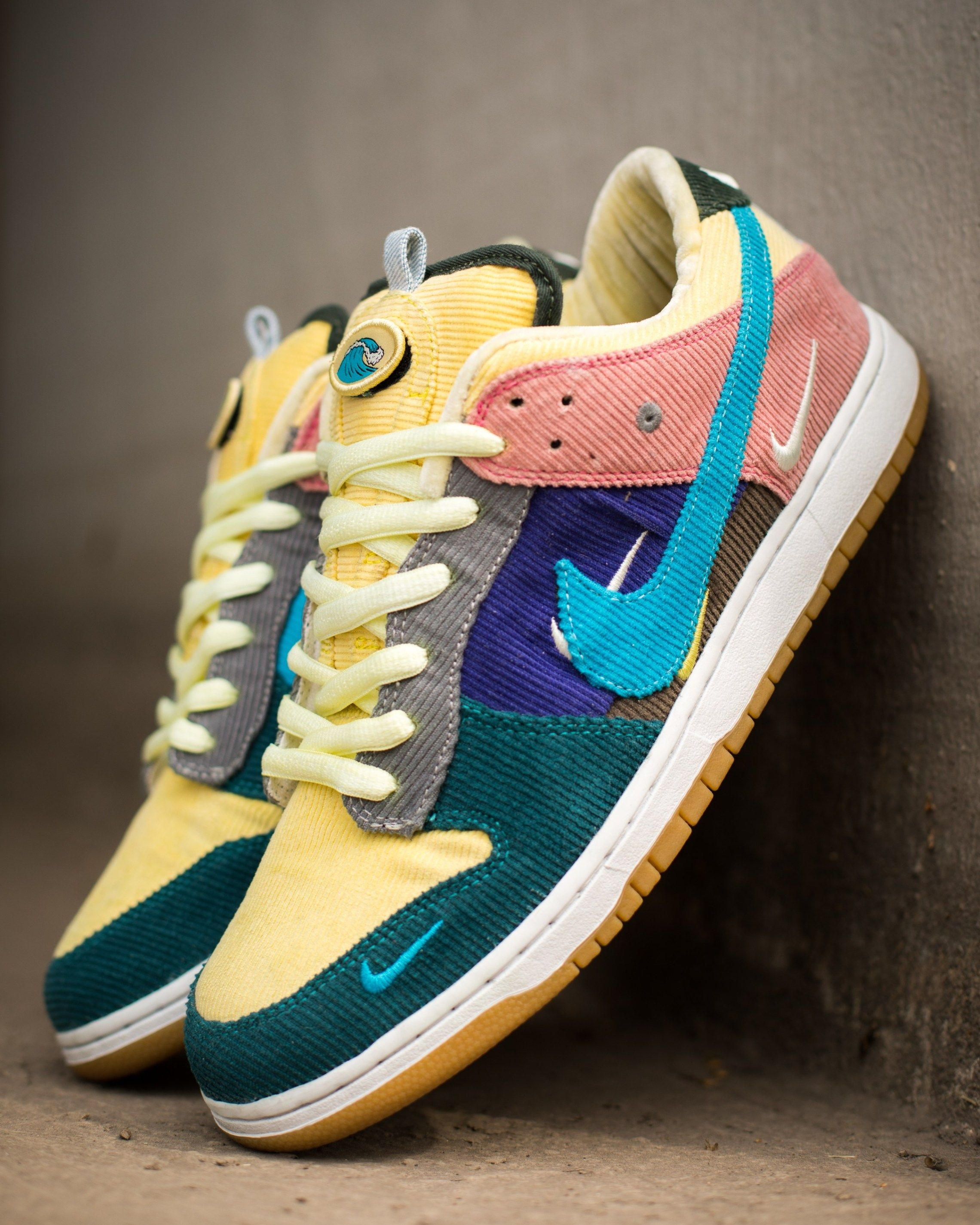 Sean Wotherspoon Styled SB Dunk Custom