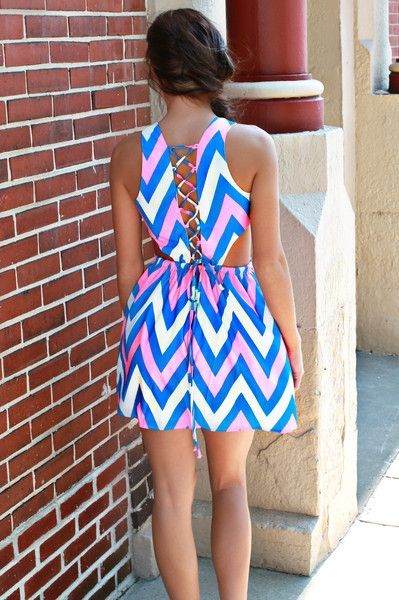 X Marks the Spot Dress