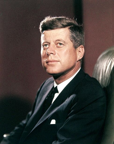 an examination of the presidency of john fitzgerald kennedy The legacy of john f kennedy historians tend to rate jfk as a good president, not a great one but americans consistently give him the highest approval rating of any president since franklin d.
