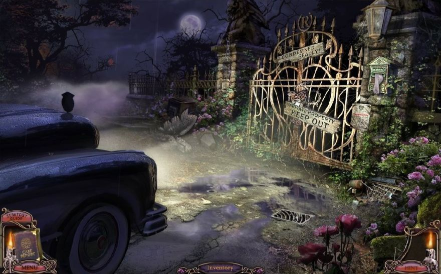 Mystery Case Files Escape From Ravenhearst Screenshots