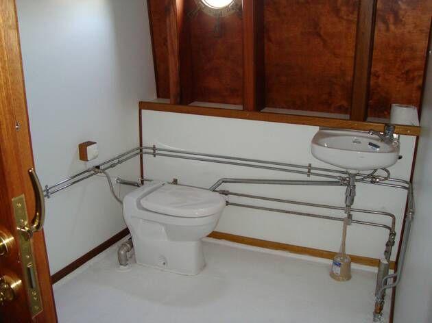 Interior Bano Adaptado Para Sillas De Ruedas Silla De Ruedas