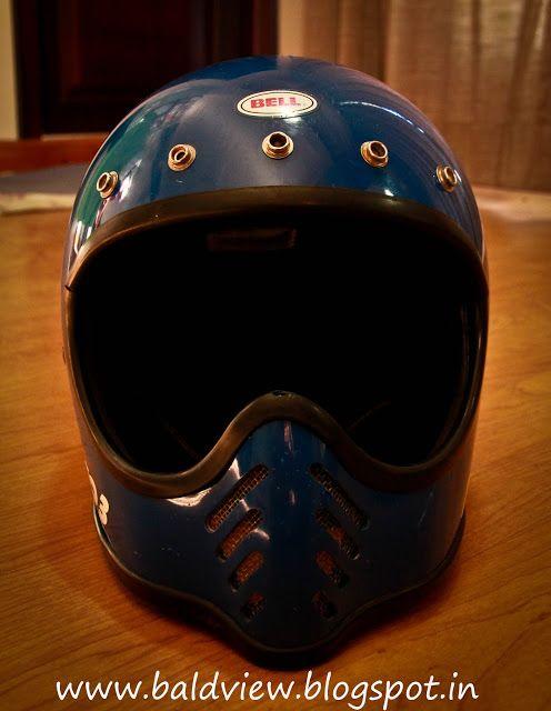 Www Baldview Blogspot In Vintage Helmet Cafe Racer Helmet Cool Motorcycle Helmets