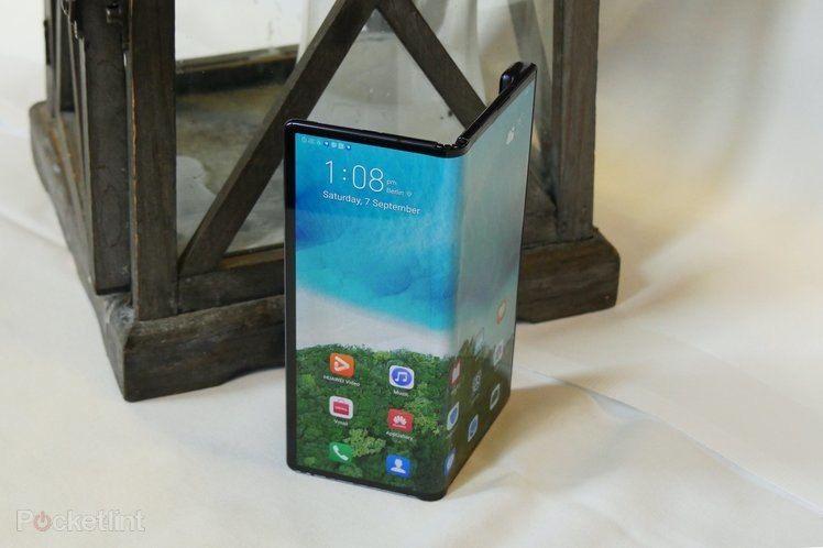 Huawei Mate X Initial Review Foldable Champ Huawei Huawei Mate Smartphone