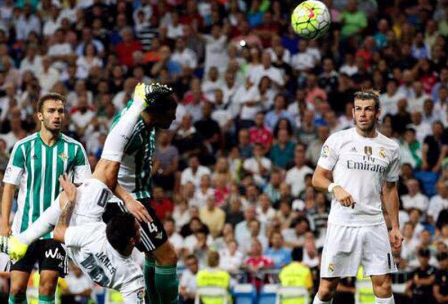 James, nominado al mejor gol del año en España