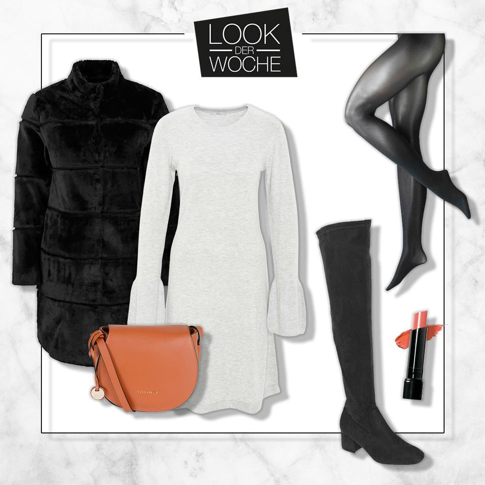 Winter Outfit! #look #winter | Bekleidung, Wolle kaufen, Tops wThJ3