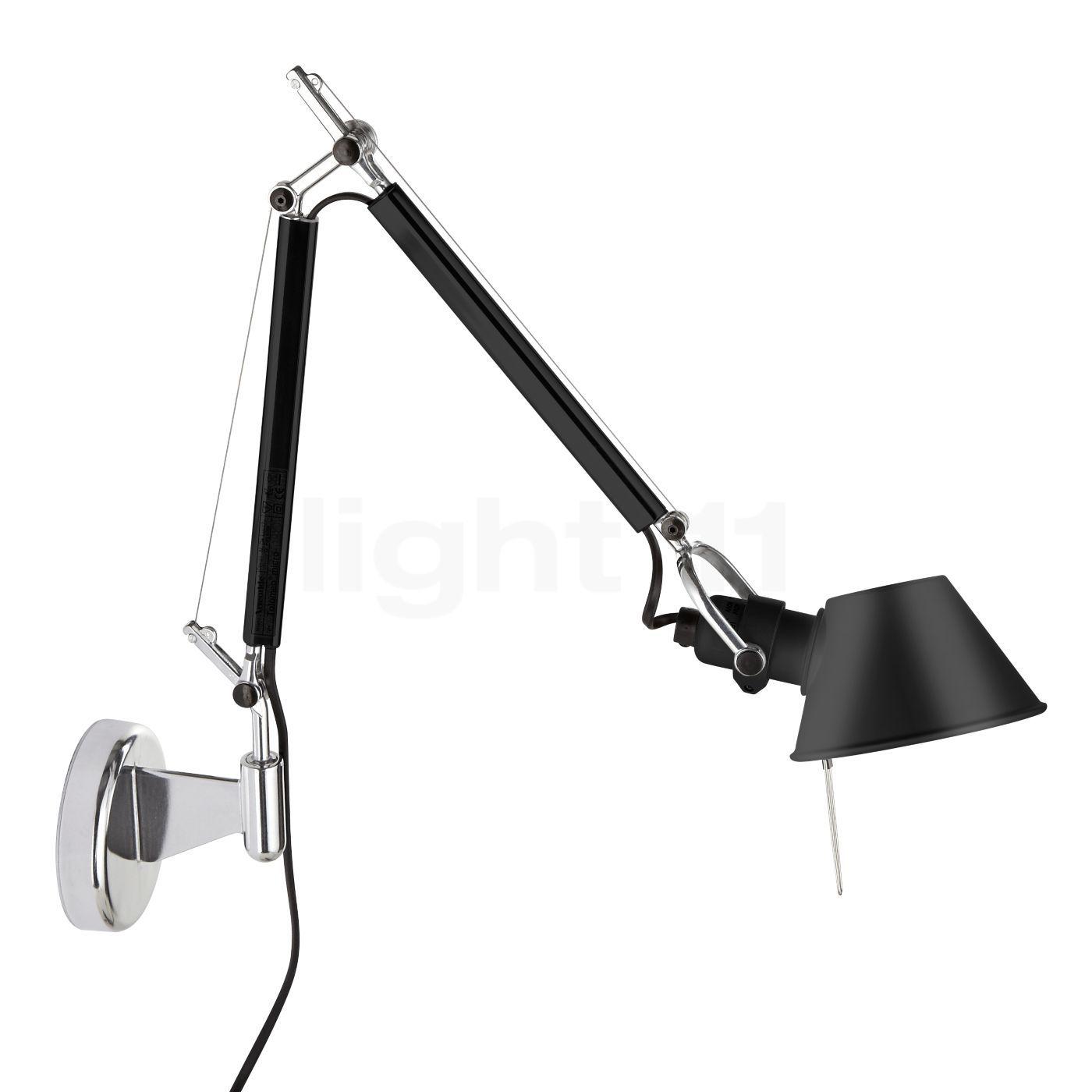 Buy Artemide Tolomeo Micro Parete At Light11 Eu Lamp Artemide Artemide Tolomeo Micro