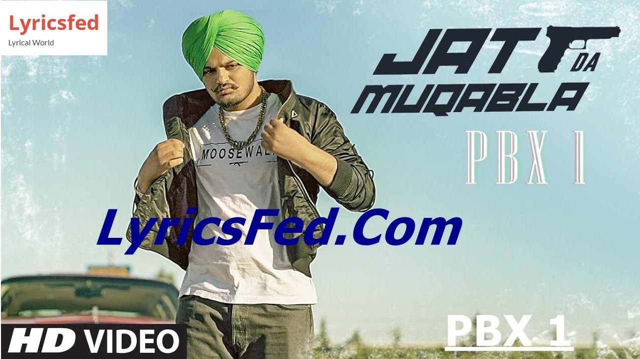 sidhu moose wala new album 2018 mp3
