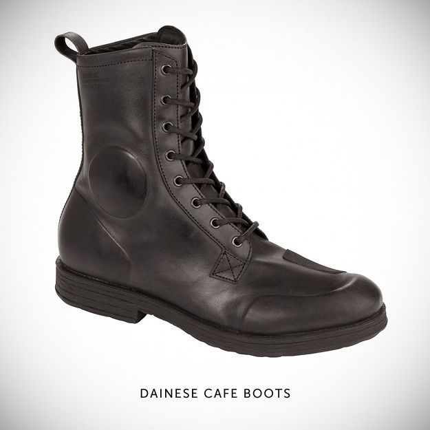 Five of the Best Classic Motorcycle Boots | Motorcycle boots, Cafes and  1960s