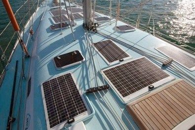 Solar Panels For Boats >> Marine Solar Panels Boat Pv Colonist Labs Brand Solar Boat