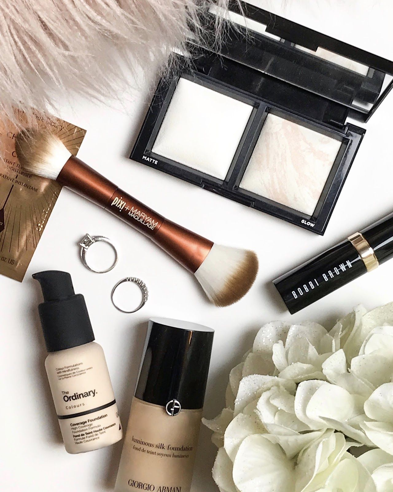 Three Full Coverage Foundations Full coverage foundation