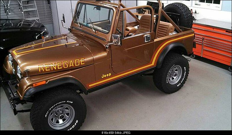 What Color Top Etc With A Copper Brown Met Body Jeepforum Com