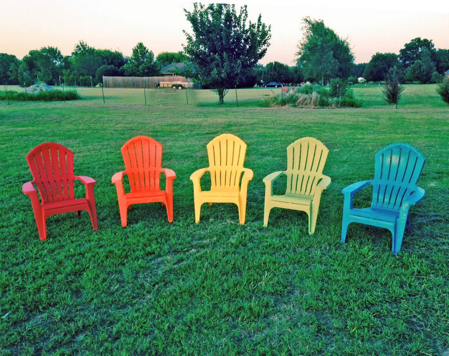 Superbe Yellow Resin Adirondack Chairs   Best Paint For Furniture Check More At  Http://