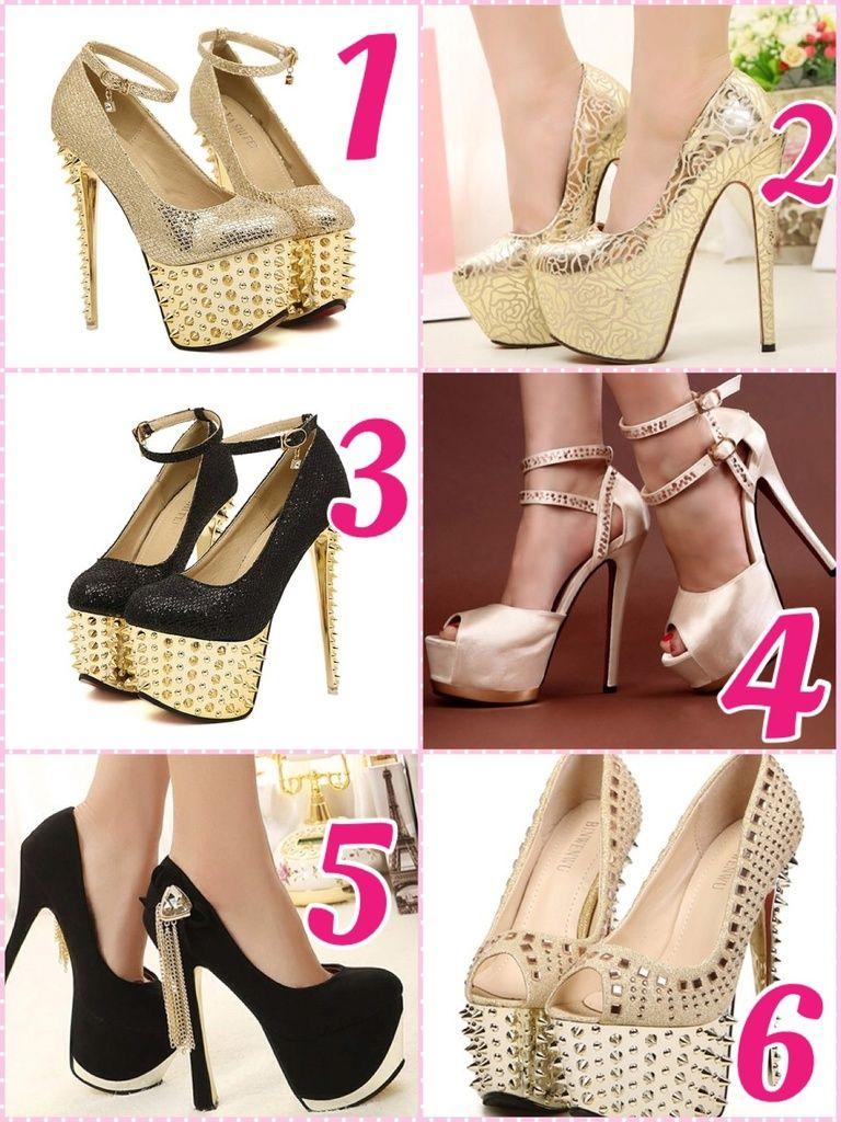 Sapatos de Luxo Importados - Modelos 1 ao 6 — Ás da Moda