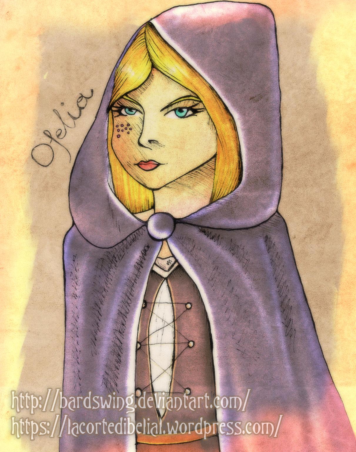 Ofelia Belial Bardswing fantasy