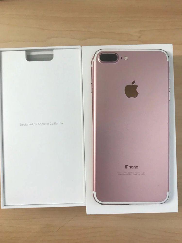 Apple Iphone 7 Plus 32gb Rose Gold Unlocked A1784 Gsm Iphone Iphone 7 Plus Iphone Case Fashion