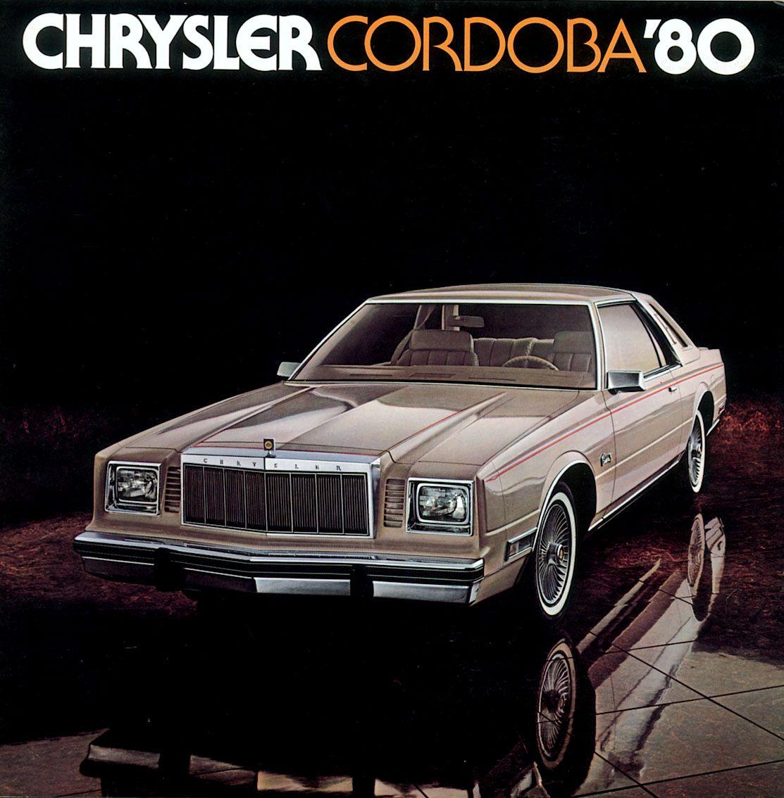 1980 Chrysler Cordoba 2-Door Coupe