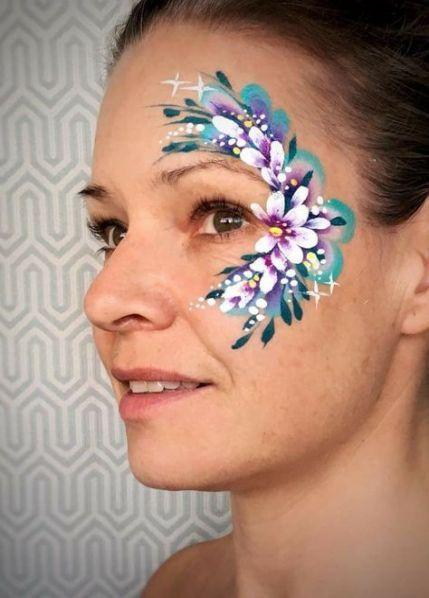 Photo of 16+ Ideen für Augenmuster-Gesichtsbemalung auf einen Schlag