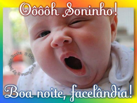 24 Best Images About Boa Noite On Pinterest: Boa Noite Facebook - Mensagens E