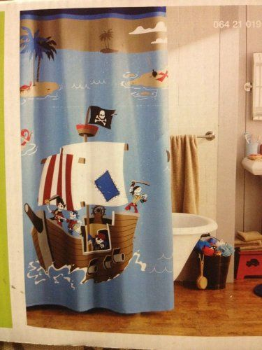 Circo Pirate Shower Curtain Circo Http://www.amazon.com/dp