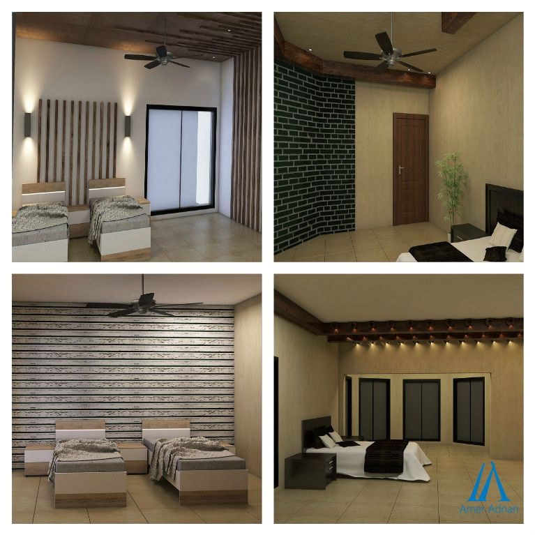 Tremendous 3d Bedroom Design Ideas By Team Aaa 3d Interior