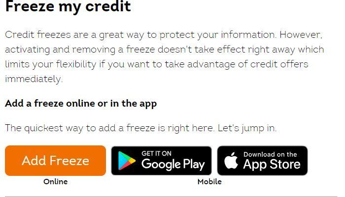 How to Freeze Your Credit With Experian, Equifax and