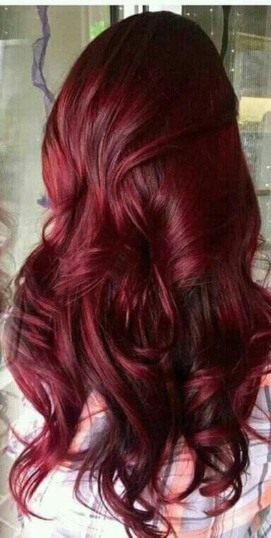Photo of Ideas para cortes de pelo rojo burdeos