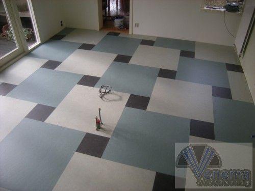 Marmoleum Click, Moon Lägenhet Pinterest Floor patterns