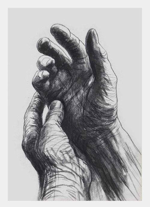 The artist\'s hands by Henry Moore | Art | Pinterest | Henry moore ...