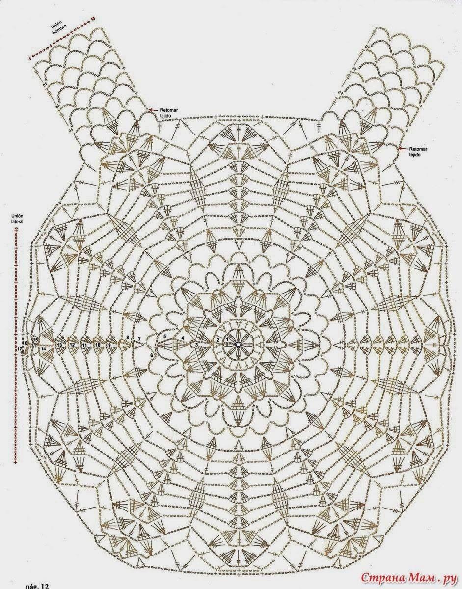 Crochet Stitches Advanced : Explore Harini Prakashs board Crafts - Crochet - Advanced Stitches...