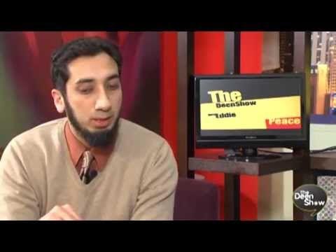 Argument, Why Men Don't Wear Hijab? - Ustadh Nouman Ali Khan - 2013 - YouTube