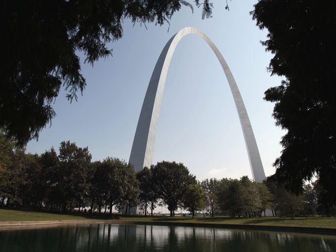 Photo Tour The Most Beautiful Places In Indiana Gateway Arch And Mountains