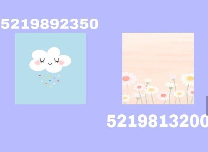 Pin By Gg 🖤 On Bloxburg Decals☆ | Custom Decals, Baby Decals, Code Wallpaper