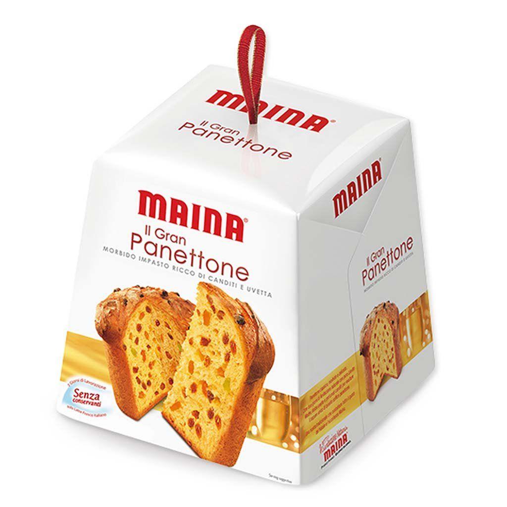 Maina Large Traditional Italian Panettone 35 oz. (1kg) | Products ...