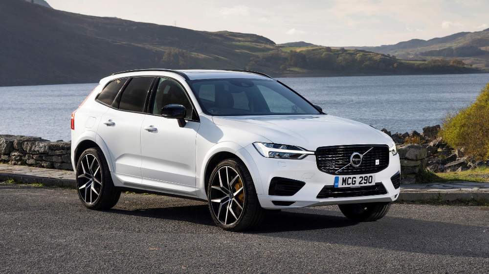 Volvo Xc60 Polestar Engineered Review 409bhp Hybrid Suv Tested Trong 2020