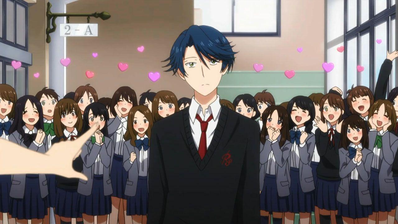 Image result for Nozaki kun Kashima