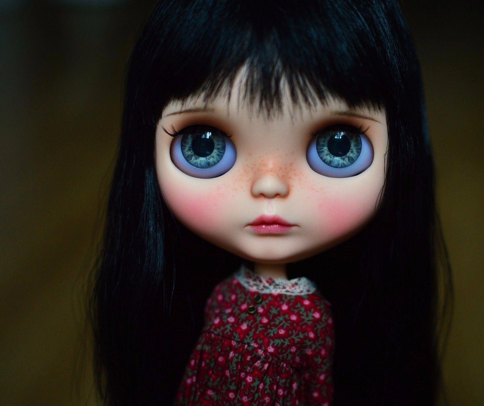 Dolls, Clothing & Accessories Ooak Custom Blythe Doll By Pliskytrix. Dolls