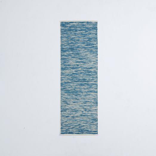 Painter S Cotton Wool Rug Aquamarine West Elm Wool Rug Rugs Modern Furniture