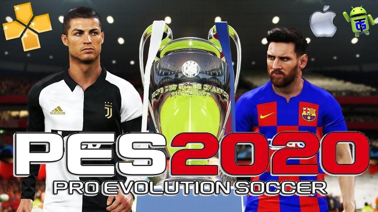 PES 2020 Offline Android Chelito 400MB Download https