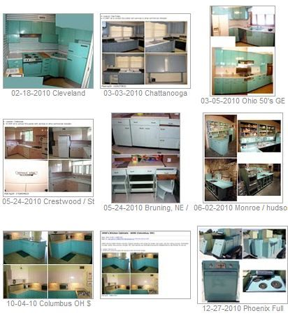 How And Where To Buy Or Sell Vintage Metal Kitchen Cabinets Mid