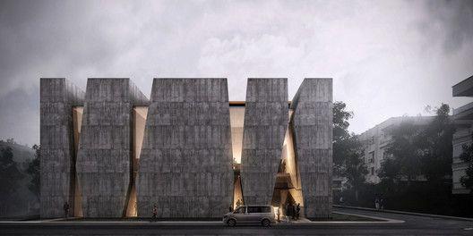 PARKOPERA, el nuevo centro cultural diseñado por Alper Derinboğaz (Salon) en Turquía,Cortesía de Alper Derinboğaz, Salon