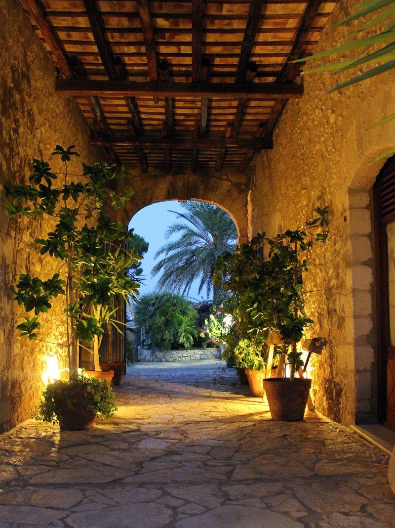 Hotel Baglio Santacroce Valderice Trapani Sicily