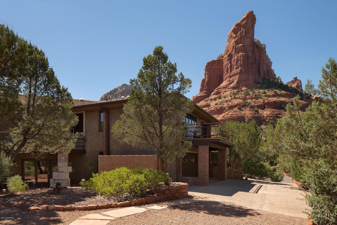 SOLD! 390 Shadow Rock Drive Sedona, AZ 86336 // MLS