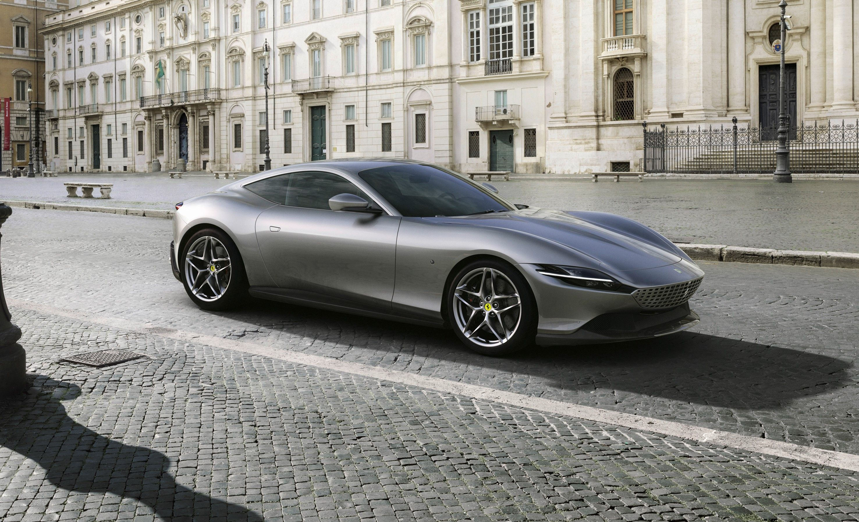 The Ferrari Roma Is A Callback To The Past And A Look Into The