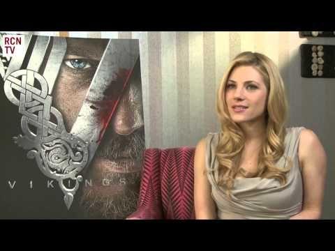 Katheryn Winnick And the Shield-maidens: Vikings Katheryn Winnick Interview