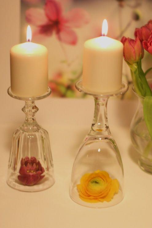 blume im glas ideen pinterest dekoration tisch und kerzen. Black Bedroom Furniture Sets. Home Design Ideas